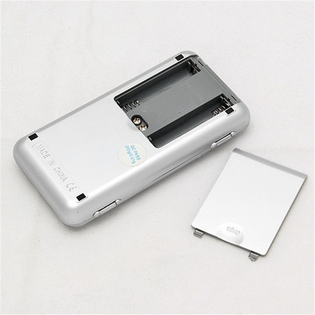 200g x 0.01g Digital LCD High Precision Mini Pocket Scale Electronic Scale