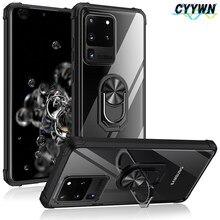 Caso à prova de choque para Samsung A51 A71 A31 Tampa Do Telefone para Galáxia S8 S9 S20 S9 PLUS Ultra S10 Lite Nota 10 Plus A50 A70 A40 A10 A12