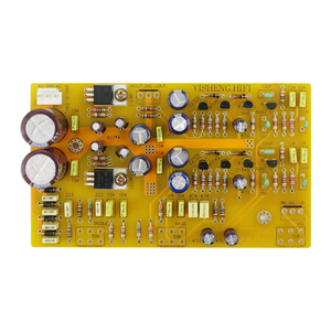 Image 4 - GHXAMP HIFI Tone Preamplifier Board Fully Discrete LM317/337 Treble Low Frequency Adjust For UK NAD3020 Amp Pre AMPS