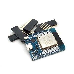 Image 2 - D1 미니 ESP32 ESP 32 WiFi + 블루투스 인터넷 사물 개발 보드 기반 ESP8266 완전 기능
