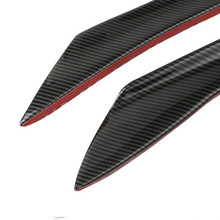 Lip Diffuser Splitter Front-Bumper Universal Car Passat B8 Insignia Kia Picanto Peugeot 508
