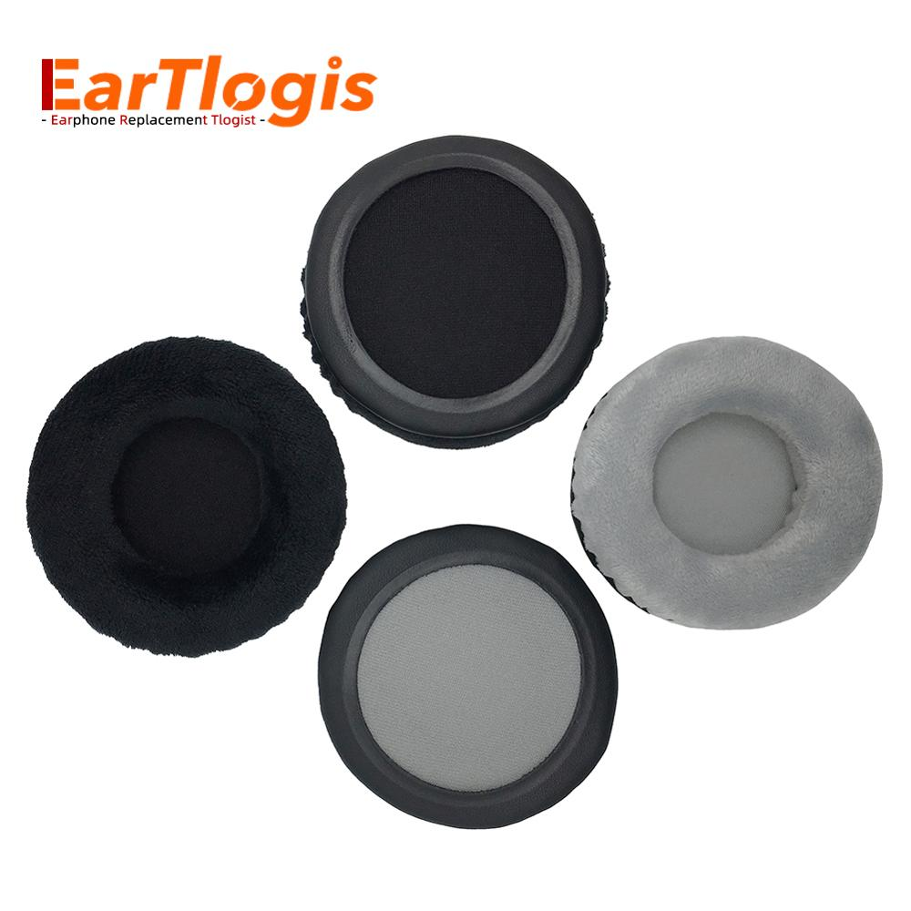 EarTlogis Velvet Replacement Ear Pads for Tourya B7 B-7 Wireless Headset Parts Earmuff Cover Cushion Cups pillow image