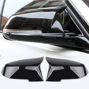 Bat Piano Black lustro pokrowiec na BMW F30 F32 F20 M3 akcesoria tanie i dobre opinie TR (pochodzenie)