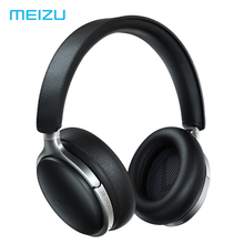 Meizu HD60 Headphone Leather headband Wireless 25h Hi Res Type C Bluetooth 5.0 Noise Cancelling Touch Operation Aicy Siri Apt X