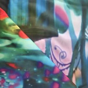 Image 4 - Tapiz de pared bohemio colgante Casa de hongo enorme fairyland psicodélico tapestriws decoración del hogar