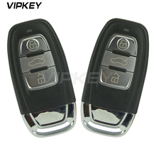 Remotekey 2pcs 3 button 315 mhz 8T0959754C car key for Audi A4 A6 Q5 SQ5 8T0 959 754C Smart key