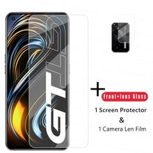 2.5D ברור זכוכית עבור Realme GT 5G מגן מסך זכוכית עבור Realme GT 5G מזג זכוכית מגן טלפון סרט עבור Realme GT 5G