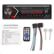 12v 1 din rádio do carro estéreo bluetooth autoradio carregador de controle remoto telefone sd/usb/aux áudio mp3 player carro multimídia player