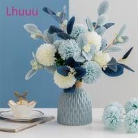 Simulation Nordic Bouquet Esstisch Blumenzucht Dekoration Blume Mori Stil Wohnzimmer Dekoration Künstliche Gefälschte