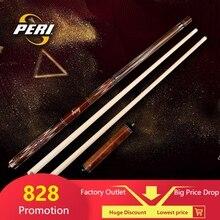 цена на PERI Wanxiang Professional 1/2 Pool Cue High-end Maple Pool Cue Kit Table Stick Pool Billiard Cue Pool Stick Billiard Kit China