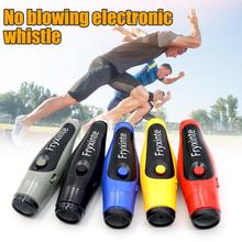 Electric Whistle Basketball-Game Football Referee Outdoor Survival Practical Cheerleading