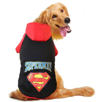 S-9XL Large Dog Clothes For Big Dog Clothes Hoodie Coat Sweater for Large Pet dog Clothing Sweater image