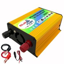 Boat Car 3000W Converter Power Inverter DC 12V to AC 220V Invertor USB Charger G6KA