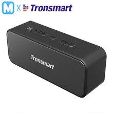 Wersja NFC Tronsmart T2 Plus głośnik Bluetooth 20W głęboki bas IPX7 wodoodporny bezprzewodowy głośnik asystent głosowy przenośna kolumna