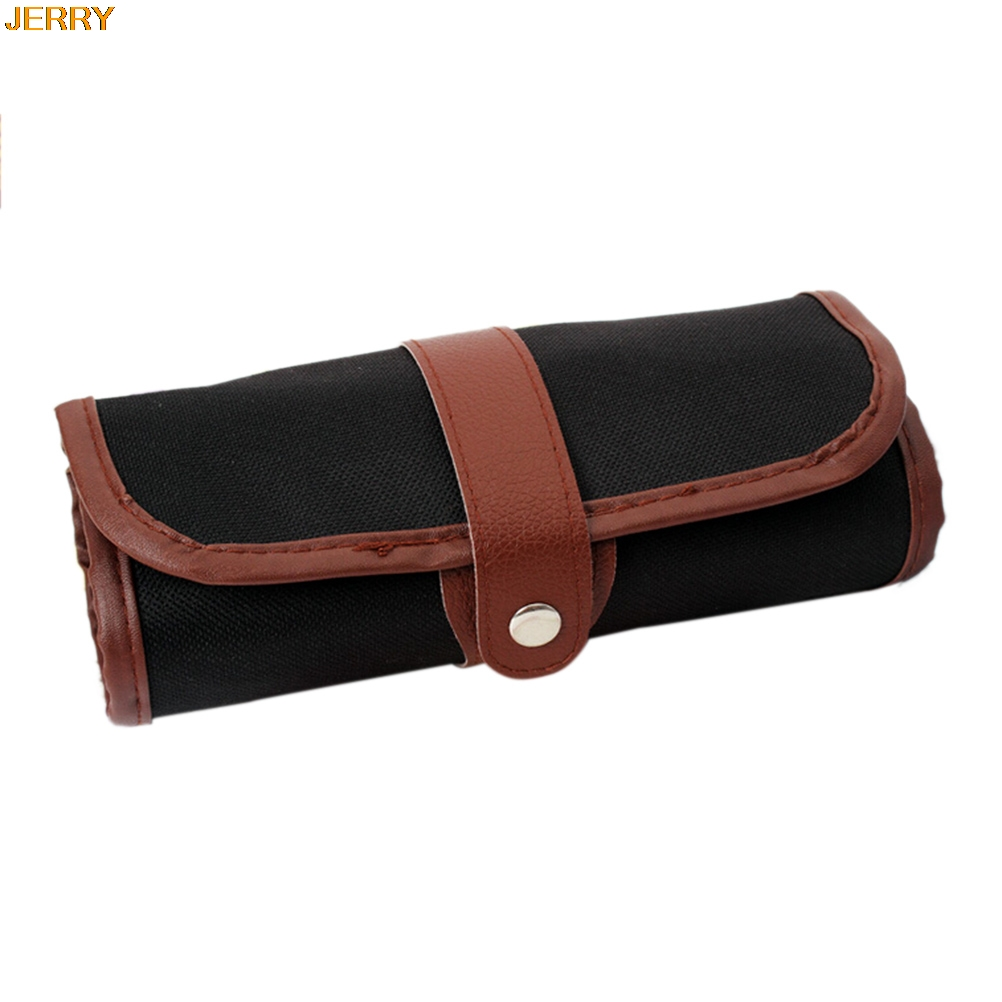 Hot Sale 24 Piece Set Of Sketch Pencil Case Charcoal Extension Pen Pencil Shading Knife Drawing Bag Stationery