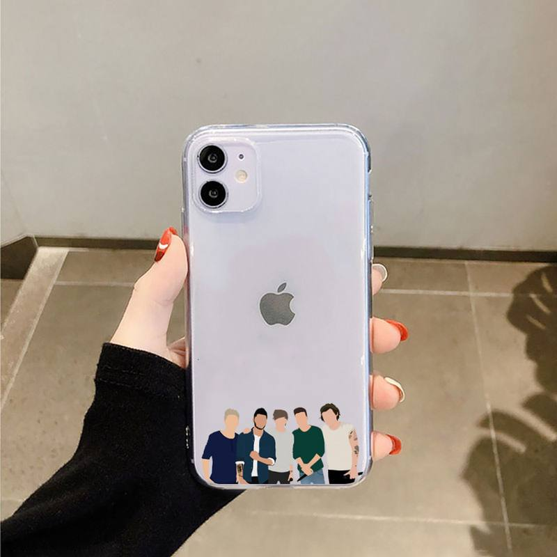 One Direction Band Louis Tomlinson Cover Funda Coque Phone Case ...