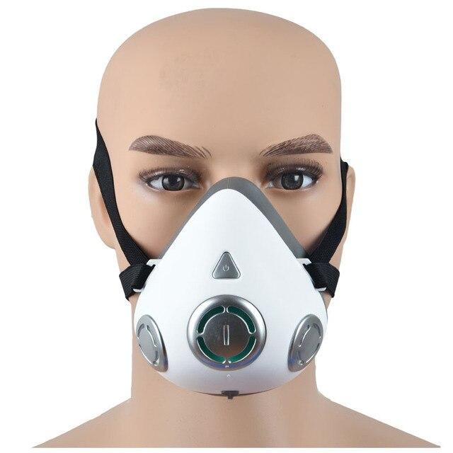 Ηλεκτρονική μάσκα με βαλβίδα