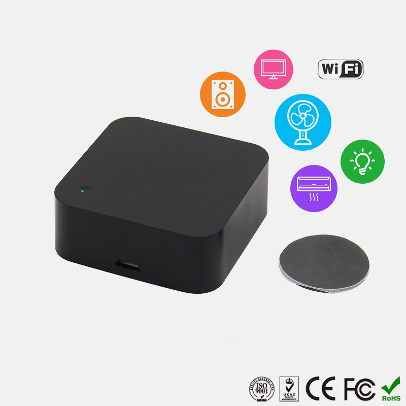 Smart Universal Home Remote Control IR WiFi Automatic Intelligent Remote Control Suitable Alexa Google Assistant