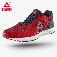 PEAK Men's Running Shoes Wearable Cushion Culture Sports Bre