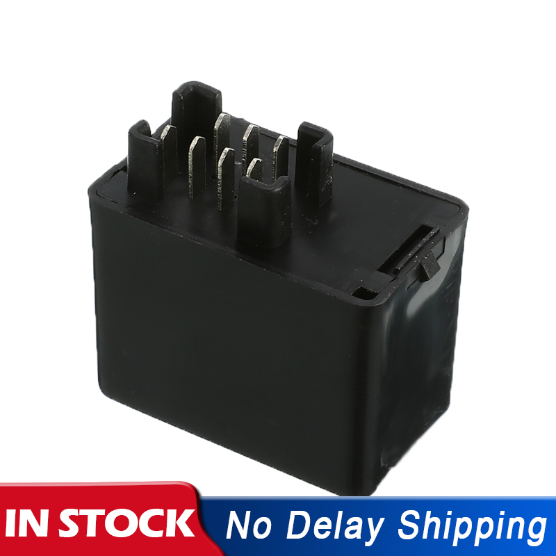 FLYPIG Electronic LED Flasher Relay for Suzuki GSX-S1000R Boulevard M109R SV650 SV650S SV1000 SV1000S