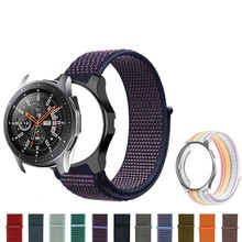 Gear S3 frontier Case+strap For Samsung Galaxy watch 46mm 42mm strap samsung classic S 3 gear sport S2 nylon bracelet