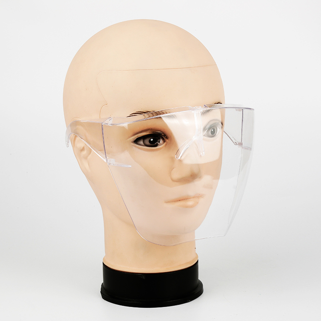 Protective Safety Googles Clear Work Safety Glasses Anti Fog Riding Working Eye Anti-splash Safety Goggles Hot Sale 6