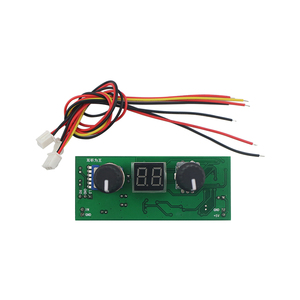 Image 5 - 100 tipos de efeitos DSP Reverb Digital módulo placa do misturador de karaoke reverberação efeito 0 99 Novo DC5V