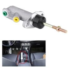 Алюминиевый сплав автомобильный тормозной цилиндр сцепления 0,75 диаметр дистанционного управления для гидравлический ручной тормоз главный тормозной цилиндр сцепления