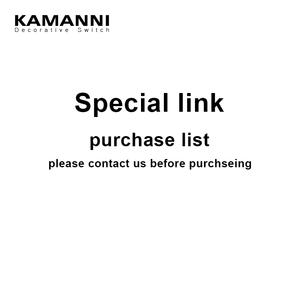 KAMANNI Luxury Switch Special Order