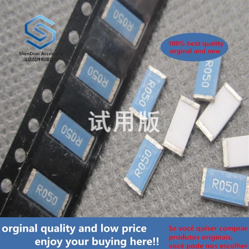 20ppcs 100% Orginal New LRC-LR2512LF-01-R050-F 6432 2W 0.05R 1% 50mRF TT Current Sensing Resistor