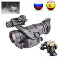 PVS14 Nachtzicht Goggle Monoculaire 200M Range Infrarood IR NV Jacht Scope met Mount Nachtzicht Bezienswaardigheden
