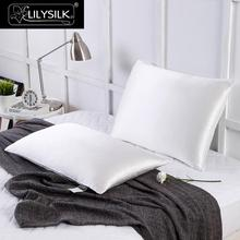 Pillow Silk Filled Natural-Filling 100 Pure for Luxury Home-Textile