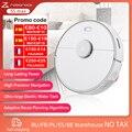 2021 глобальная версия Roborock S5 Max робот-пылесос WI-FI приложение Управление Автоматическая умная уборка вакуумный очиститель воздуха для дома