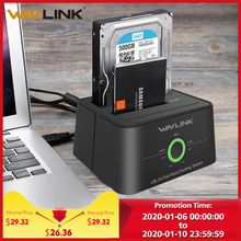 Wavlink Dual HDD Docking Station Usb 3.0 External