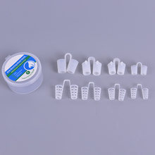 4 pces/8 pces anti ronco nariz clipe respirável fácil sono ronco bujão auxiliar dilatadores nasais dispositivo congestão ajuda sem tiras cones