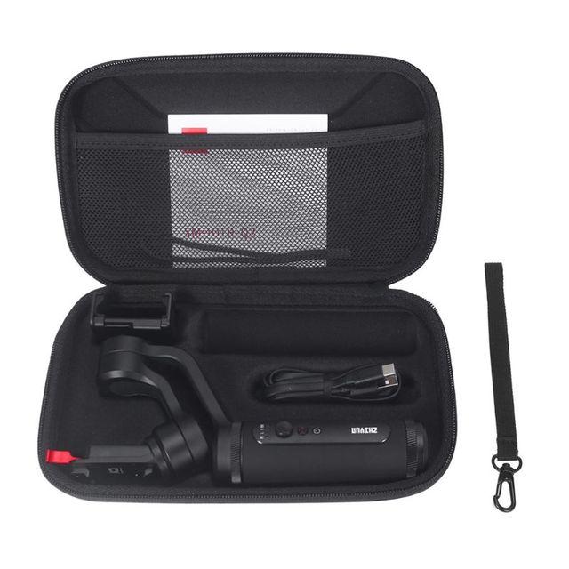 กระเป๋าถือสายคล้องมือกระเป๋าเดินทางสำหรับZhiyun Smooth Q2 อุปกรณ์เสริม