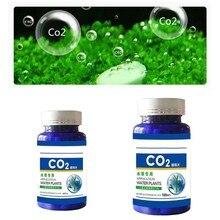 Difusor do dióxido de carbono da tabuleta do co2 do aquário 60/100 dos pces para o tanque 72xf da grama da planta de água