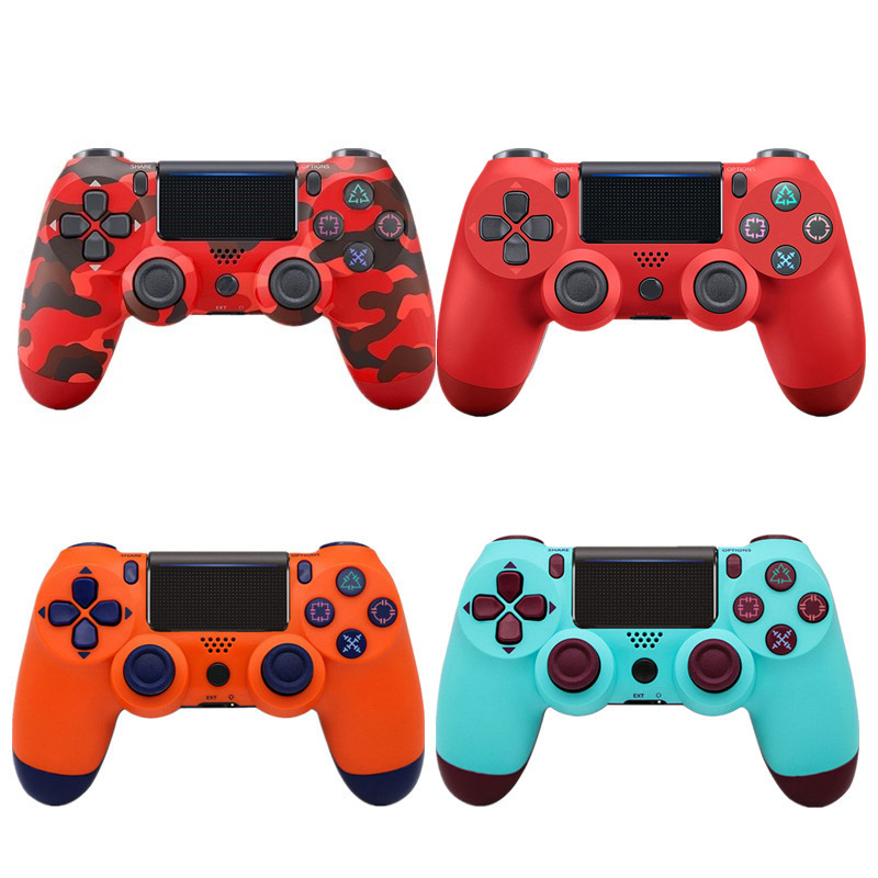 Fourth generation Bluetooth/USB wired joystick Gamepad for PS4 Controller for Dualshock 4 for PS4 Controller for playstation 4|Gamepads| |  - title=