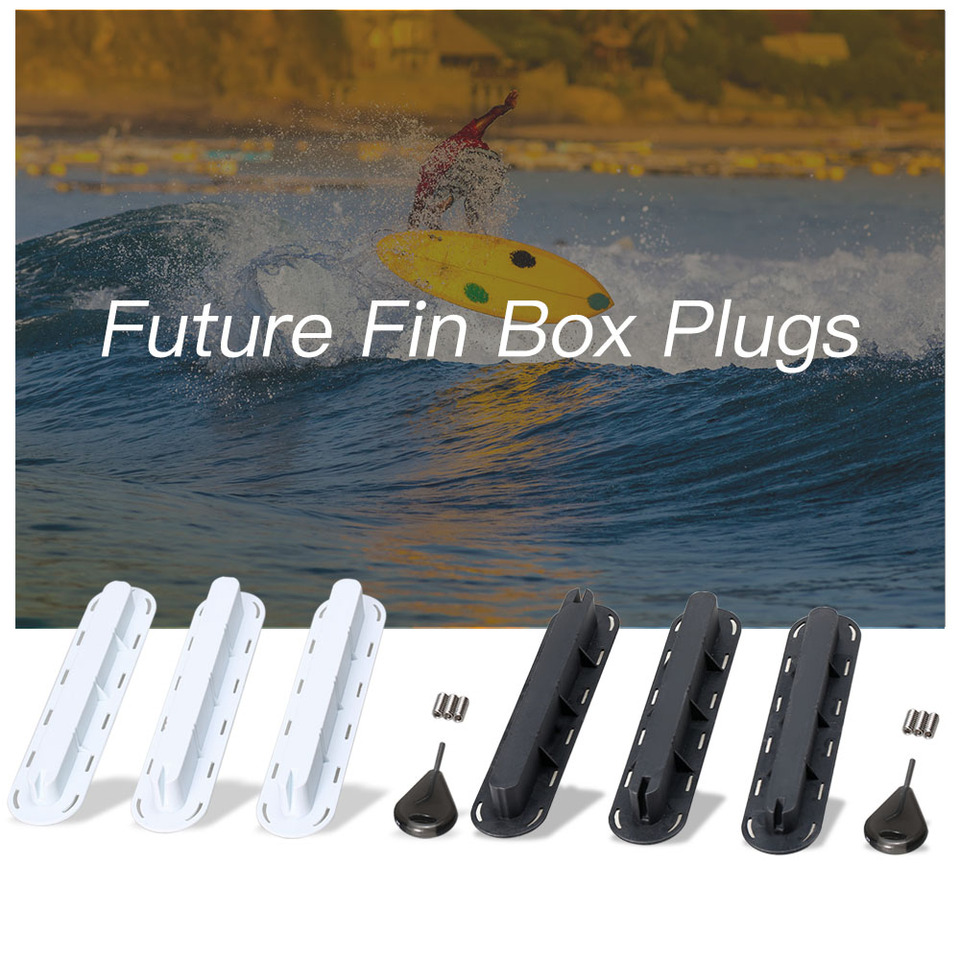 Details about  /for Fcs Fin Plug Screw Replace Screw Fcs Fin Box Future Screws Grub With Fin Key