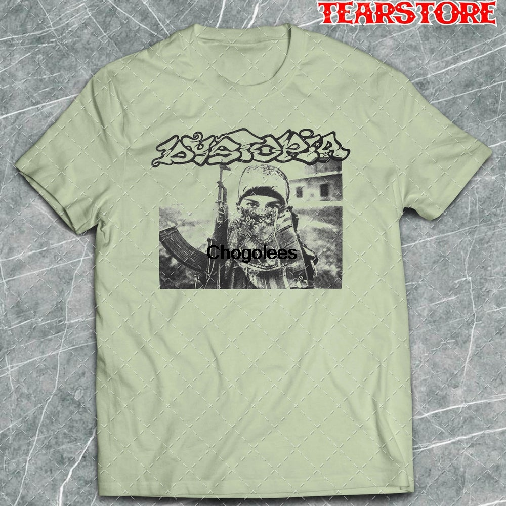 Мужская футболка с коротким рукавом Dystopia
