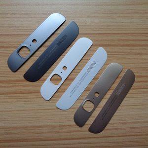 Image 5 - Capa traseira para huawei g7, cobertura de bateria para celulares huawei, ascend g7, com botão de volume e bateria + tampa inferior superior