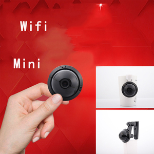 1080P HD maison sécurité IP caméra sans fil intelligent WiFi Vision nocturne caméra Audio enregistrement Surveillance bébé moniteur Mini caméra de vidéosurveillance