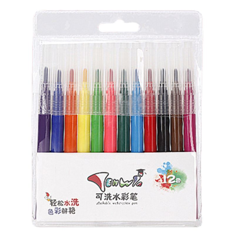 Electric Watercolor Pen Sprayer Airbrush Marker Drawing Painting Writting Tool Art Crafts Set Childrens Kids Toy