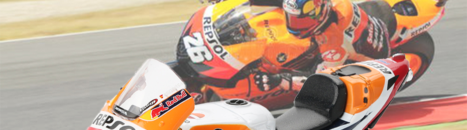 Moto GP Racing Motorcycle Toy Model Collection 27