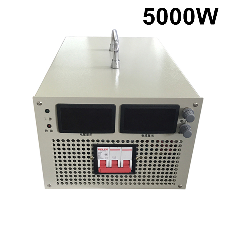 12v 24V <font><b>36V</b></font> 48V 50V 110V adjustable current and voltage Switching power supply 110/<font><b>220</b></font>/380vac Laboratory test AC-DC 5000W Power image