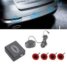 16.5MM Rotate Radars Car Video Parking Sensor Black Reverse Backup Ra-Dar Car Detector Parking System
