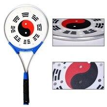 Мяч для боевых искусств Тай Чи рули и ракетка для мягких силовых упражнений внутри и на открытом воздухе легко использовать для Тай Чи