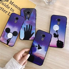 Mutouniao Light #2 Silicon Soft TPU Case Cover For Huawei P8 P9 P10 P20 P30 GR3 P smart Enjoy 7S Lite Plus Pro 2017(China)
