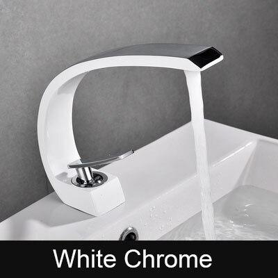 chrome white