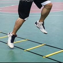 Agilité vitesse saut échelle Football agilité entraînement en plein air Football Fitness pied vitesse échelle